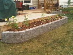 Brick Flower Bed Ideas 18