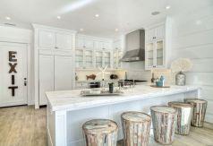 Coastal Farmhouse Kitchen Design 8