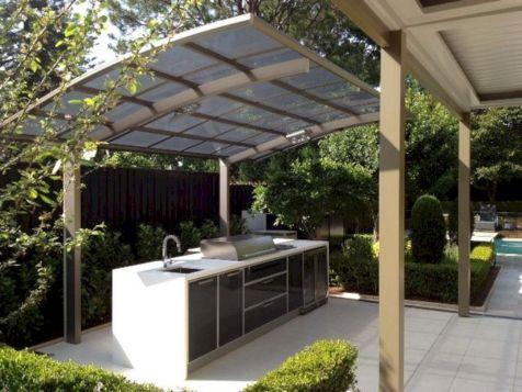 DIY Backyard Shade Structure 11
