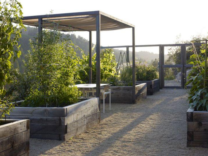 DIY Backyard Shade Structure 13