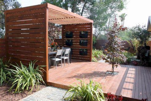 DIY Backyard Shade Structure 15