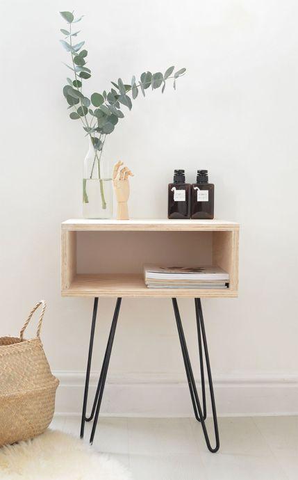 DIY Mid Century Modern Furniture Design 11