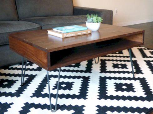 DIY Mid Century Modern Furniture Design 14