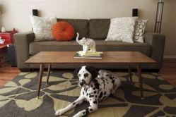 DIY Mid Century Modern Furniture Design 4