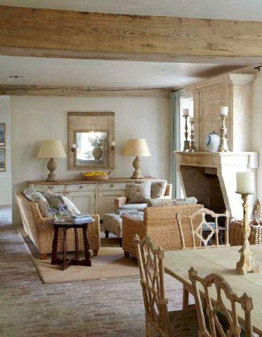European Farmhouse Decorating Style 22