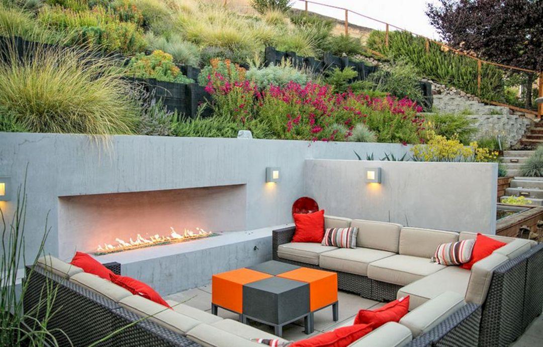 Garden Design Ideas With Seating Area 15