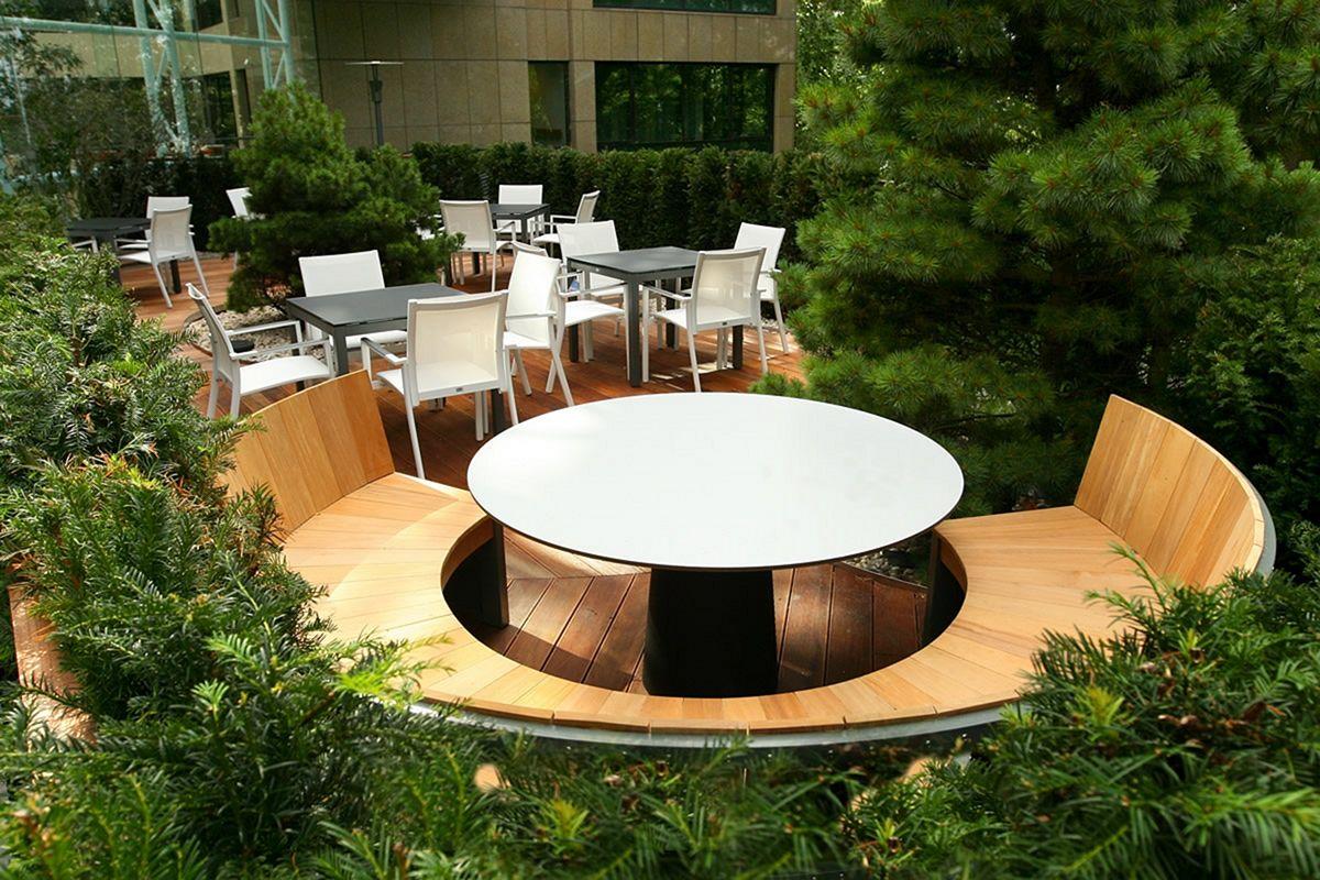 Garden Design Ideas With Seating Area 21