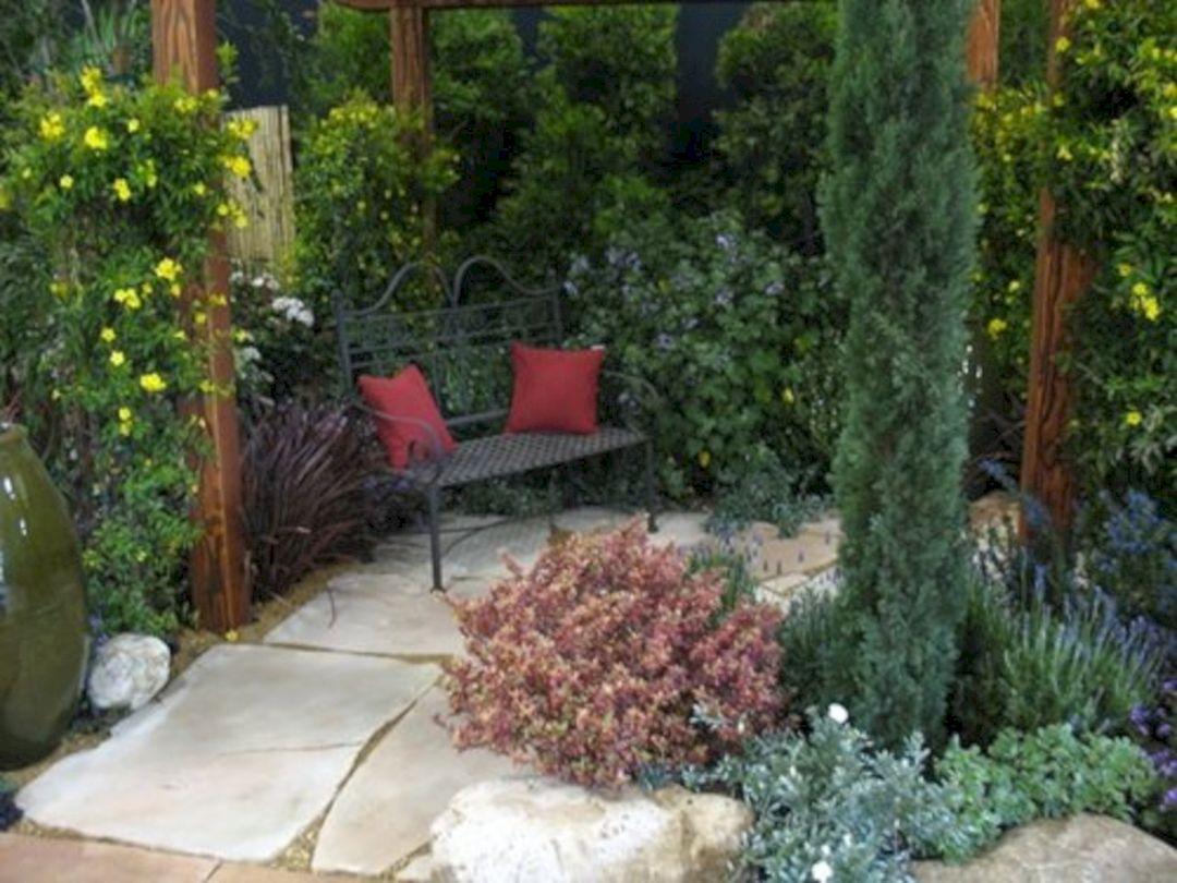 Garden Design Ideas With Seating Area 7
