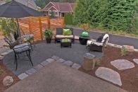 Gravel Backyard Design Ideas 1