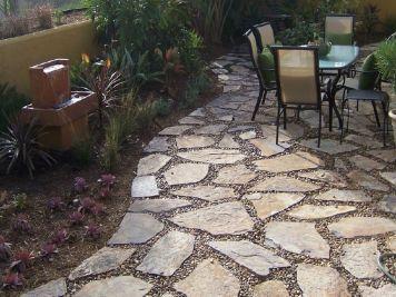 Gravel Backyard Design Ideas 10