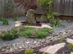 Gravel Backyard Design Ideas 15