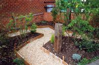 Gravel Backyard Design Ideas 22