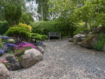 Gravel Backyard Design Ideas 23