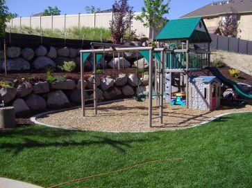 Kids Backyard Camping Idea 11
