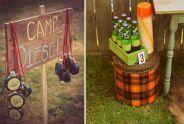 Kids Backyard Camping Idea 18