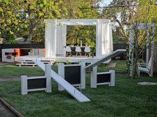 Kids Backyard Camping Idea 24