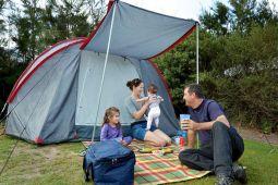 Kids Backyard Camping Idea 4