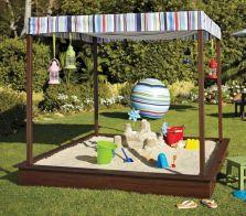 Kids Backyard Camping Idea 7