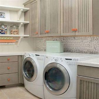 Laundry Craft Room Combo Design 1