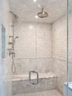Marble Shower Tile Design 16