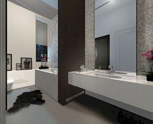 Minimalist Bathroom Vanity 17