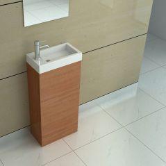 Minimalist Bathroom Vanity 3