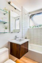 Modern Vintage Bathroom Design 20