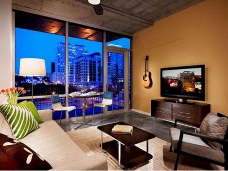 Studio Apartment Decorating Ideas 15