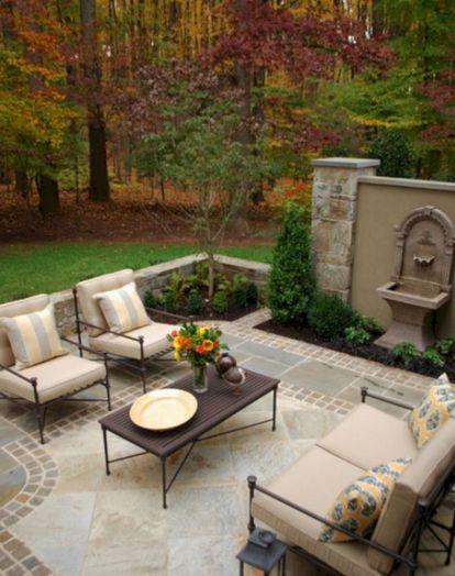 DIY Backyard Patio Ideas 21