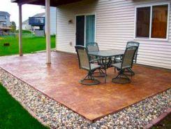 DIY Backyard Patio Ideas 26