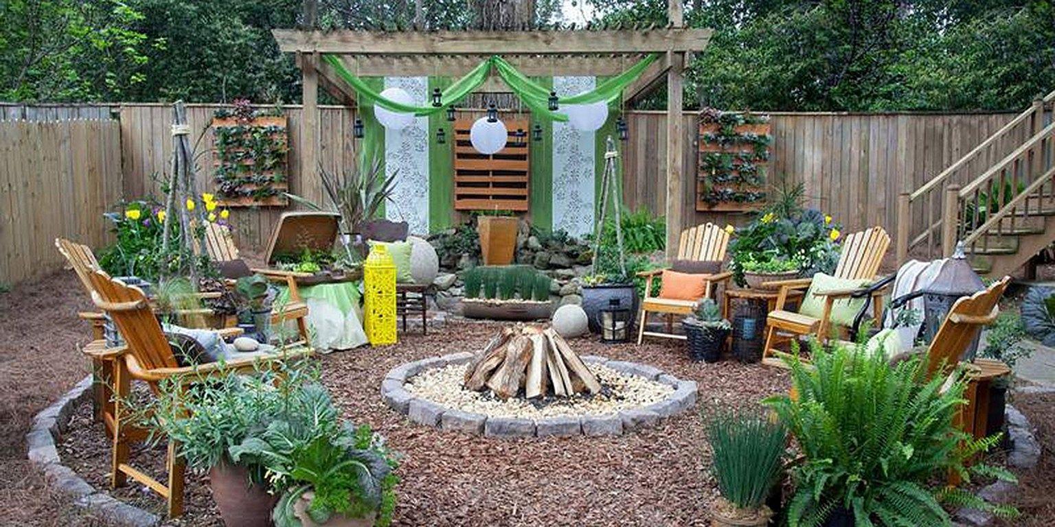 gorgeous 20 diy backyard patio ideas to