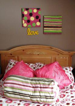 DIY Bedding Teen Girl Decoration 8