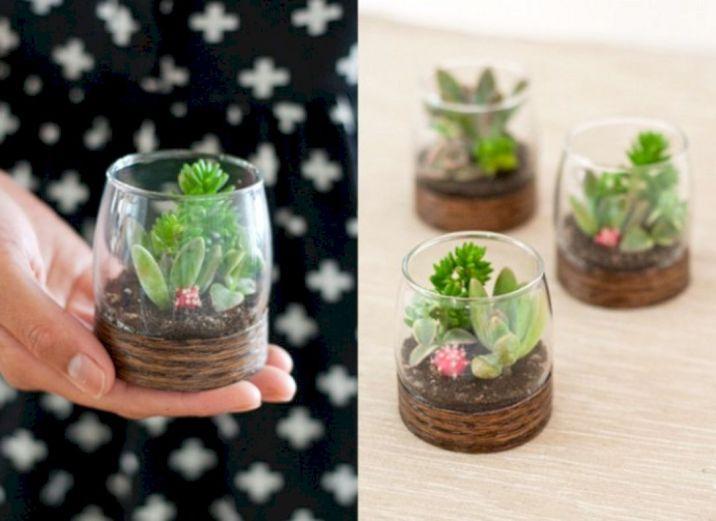 DIY Succulent Terrarium Ideas 11