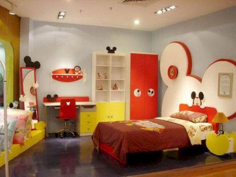 Disney Apartment Decoration 2