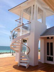 Exterior Spiral Staircase Ideas 17
