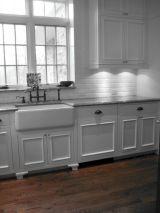 Farmhouse Sinks Design For Kitchen 18
