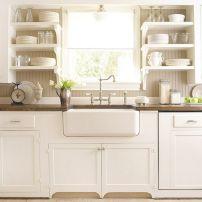 Farmhouse Sinks Design For Kitchen 23