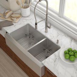 Farmhouse Sinks Design For Kitchen 25