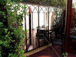 Goth Garden Ideas 12