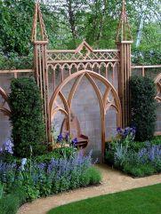 Goth Garden Ideas 18