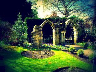 Goth Garden Ideas 7