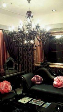 Gothic Living Room Design Ideas 12