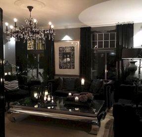 Gothic Living Room Design Ideas 20