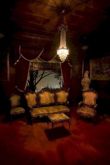 Gothic Living Room Design Ideas 5
