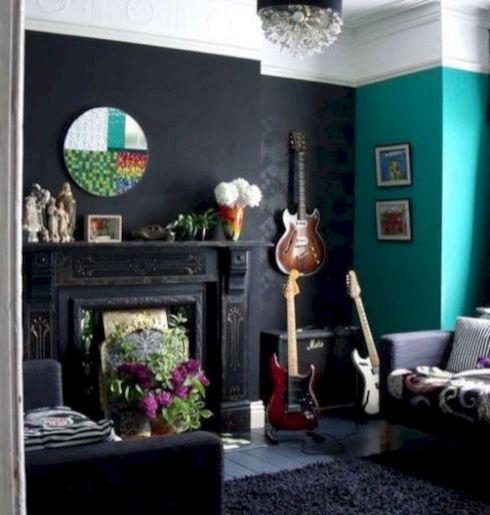 Gothic Living Room Design Ideas 9