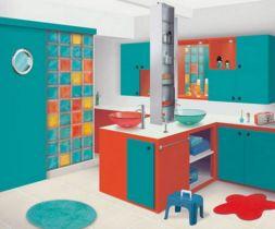 Kids Bathroom Design 10