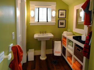 Kids Bathroom Design 13