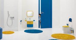 Kids Bathroom Design 16
