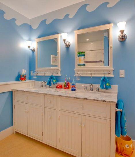 Kids Bathroom Design 3