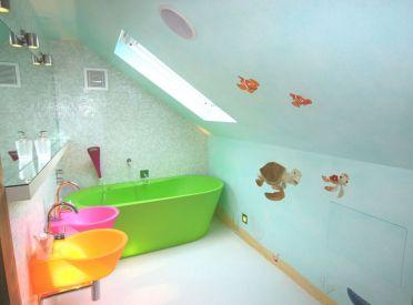 Kids Bathroom Design 4